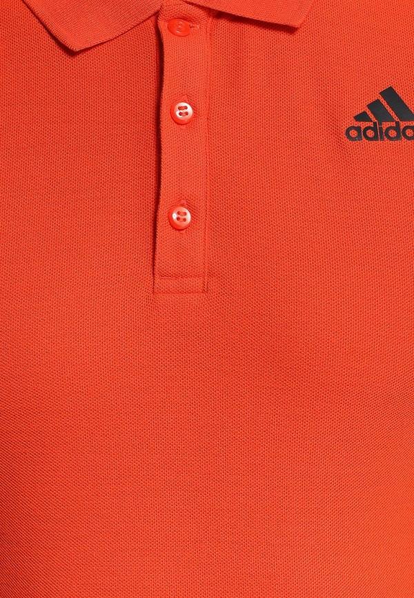 Спортивная футболка Adidas Performance (Адидас Перфоманс) S17665: изображение 2