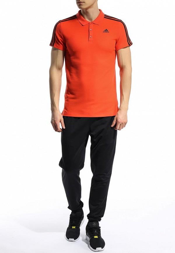 Спортивная футболка Adidas Performance (Адидас Перфоманс) S17665: изображение 3