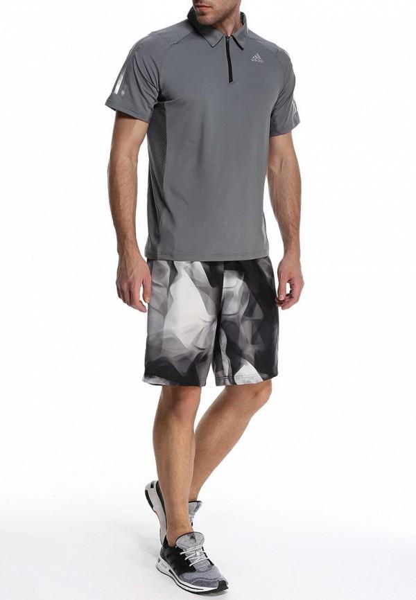 Спортивная футболка Adidas Performance (Адидас Перфоманс) S18253: изображение 3