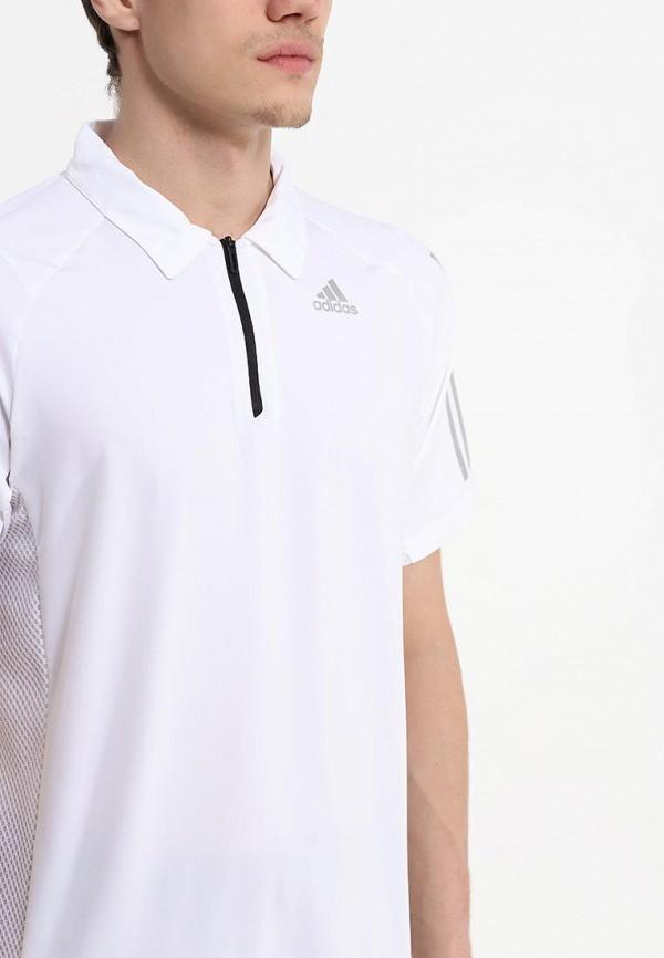 Спортивная футболка Adidas Performance (Адидас Перфоманс) S18255: изображение 2