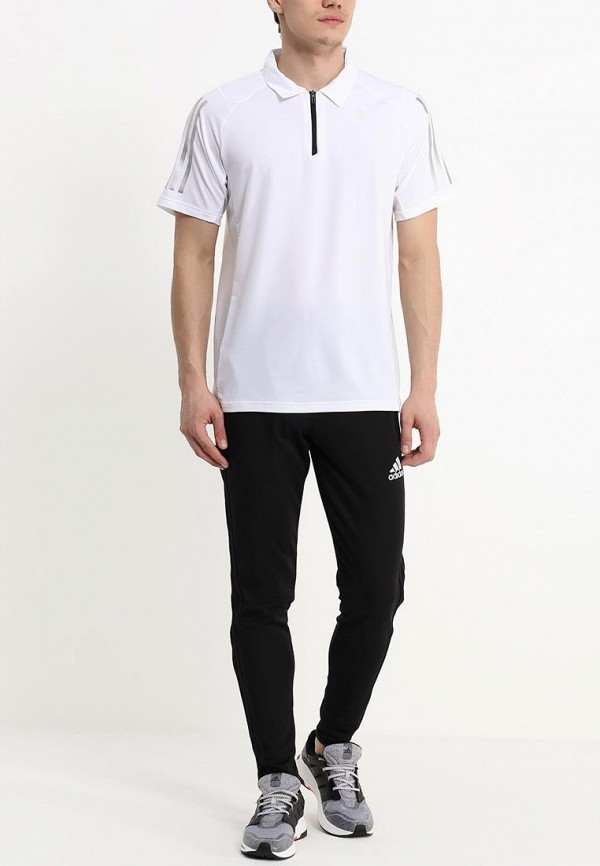 Спортивная футболка Adidas Performance (Адидас Перфоманс) S18255: изображение 3