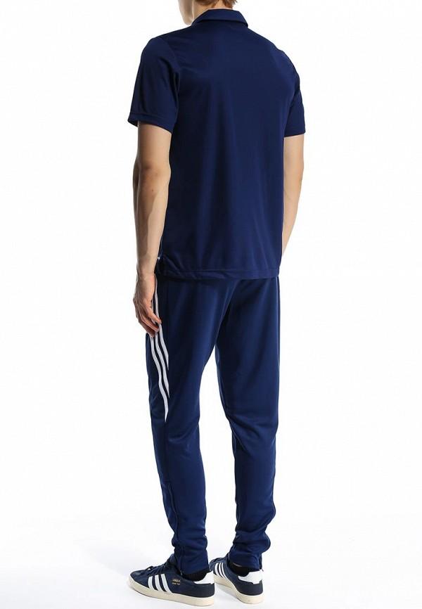 Мужские поло Adidas Performance (Адидас Перфоманс) S22349: изображение 5