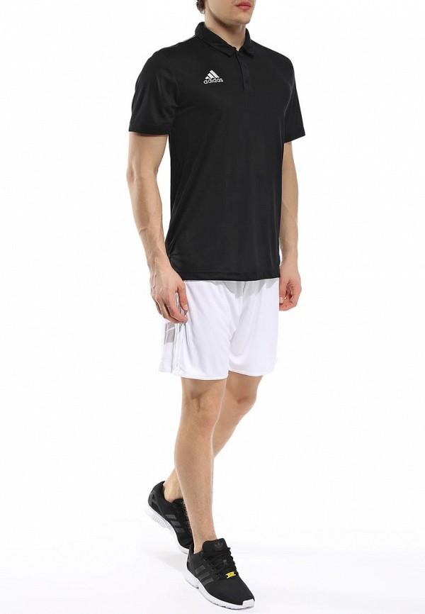 Спортивная футболка Adidas Performance (Адидас Перфоманс) S22350: изображение 4