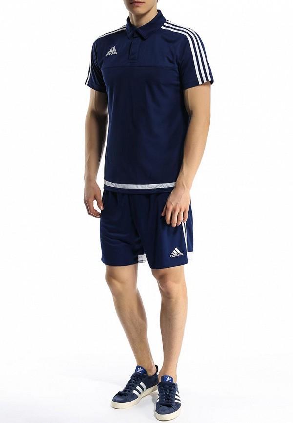 Спортивная футболка Adidas Performance (Адидас Перфоманс) S22434: изображение 4