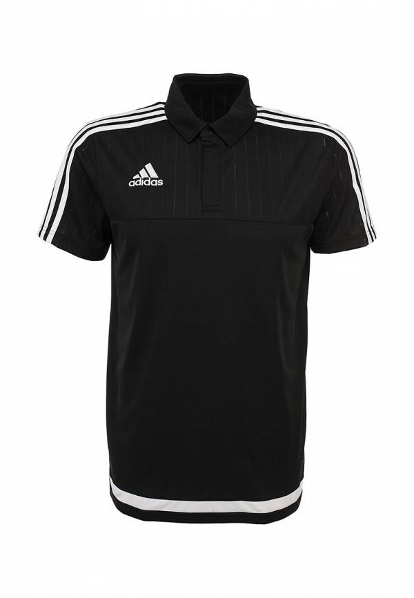 Мужские поло Adidas Performance (Адидас Перфоманс) S22436: изображение 1