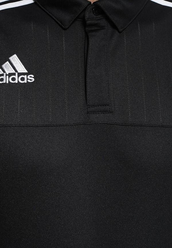 Мужские поло Adidas Performance (Адидас Перфоманс) S22436: изображение 2