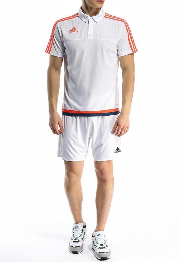 Спортивная футболка Adidas Performance (Адидас Перфоманс) S27118: изображение 4