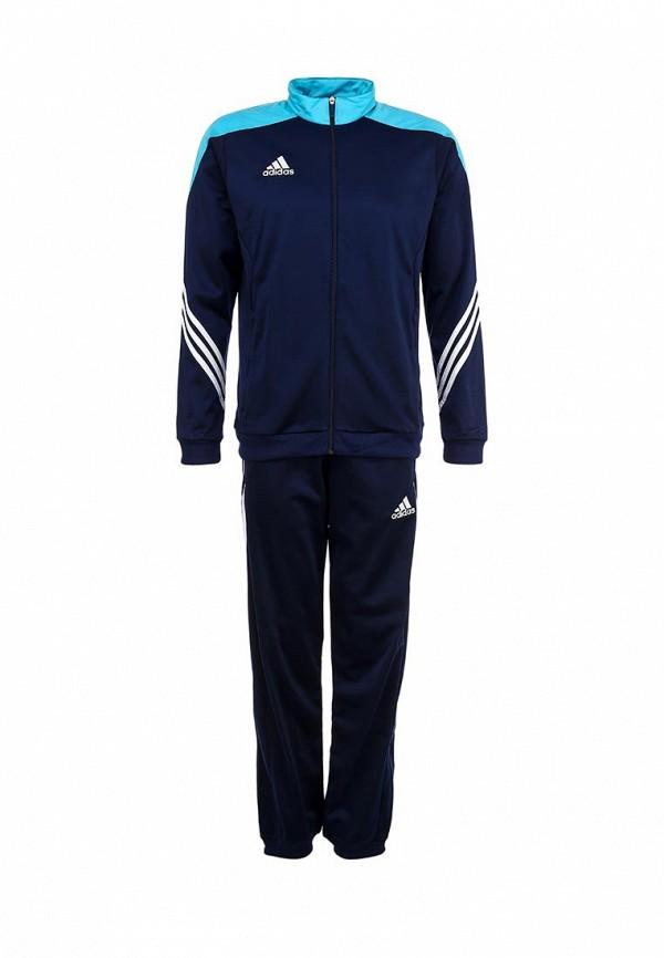 Спортивный костюм Adidas Performance (Адидас Перфоманс) F49713: изображение 2