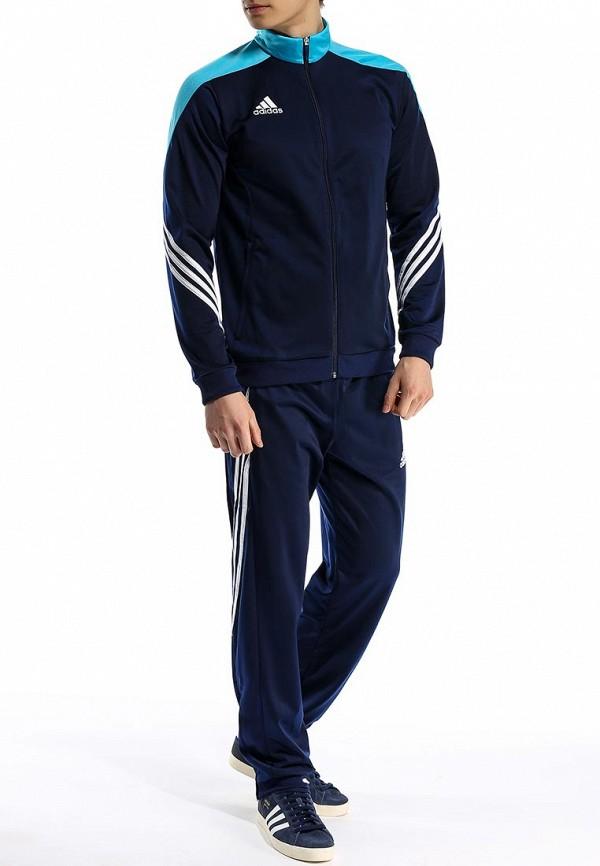 Спортивный костюм Adidas Performance (Адидас Перфоманс) F49713: изображение 4