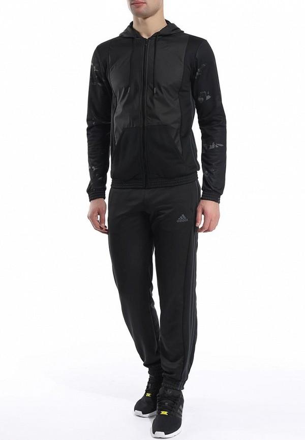 Спортивный костюм Adidas Performance (Адидас Перфоманс) S19968: изображение 2