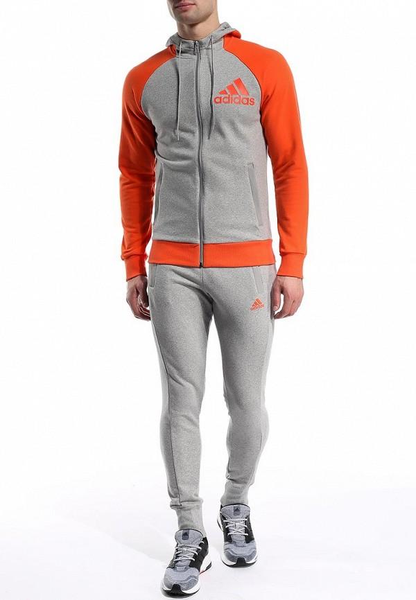 Спортивный костюм Adidas Performance (Адидас Перфоманс) S22113: изображение 3