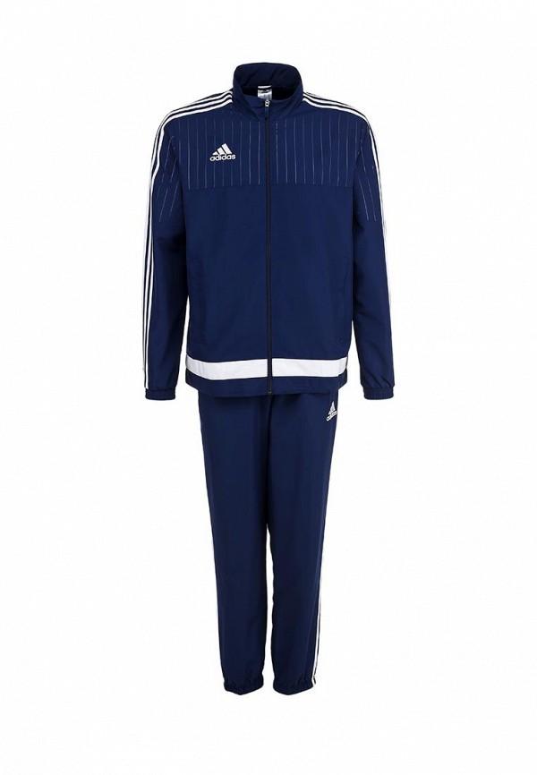 Спортивный костюм Adidas Performance (Адидас Перфоманс) S22272: изображение 1