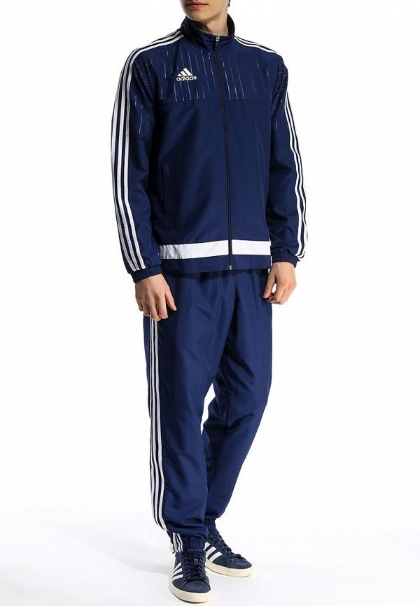 Спортивный костюм Adidas Performance (Адидас Перфоманс) S22272: изображение 4