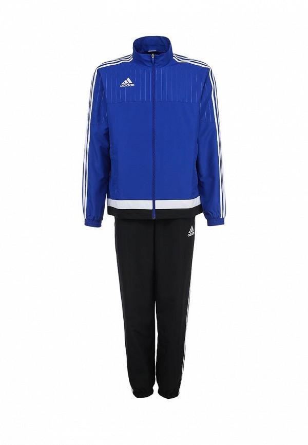 Спортивный костюм Adidas Performance (Адидас Перфоманс) S22273: изображение 1
