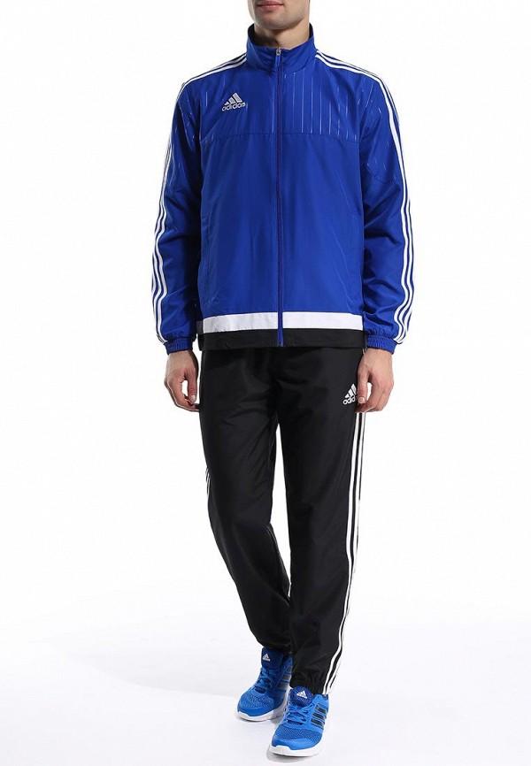 Спортивный костюм Adidas Performance (Адидас Перфоманс) S22273: изображение 3