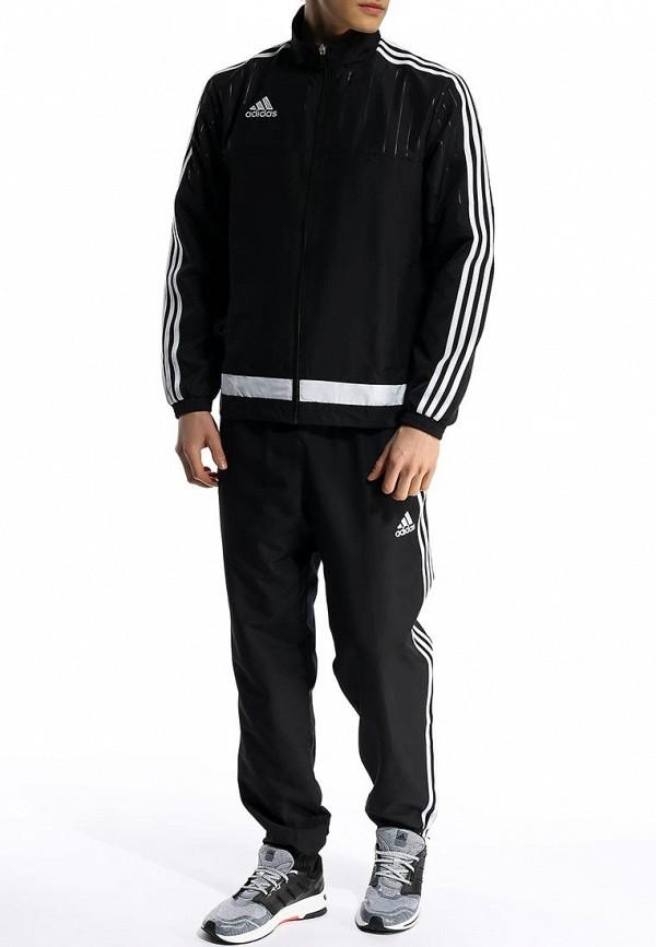 Спортивный костюм Adidas Performance (Адидас Перфоманс) S22274: изображение 4