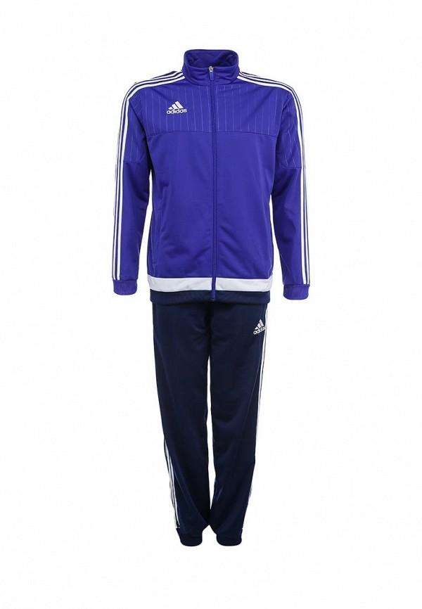 Спортивный костюм Adidas Performance (Адидас Перфоманс) S22293: изображение 1