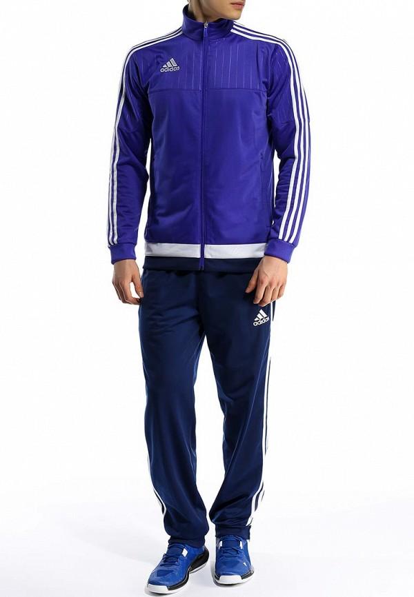 Спортивный костюм Adidas Performance (Адидас Перфоманс) S22293: изображение 4