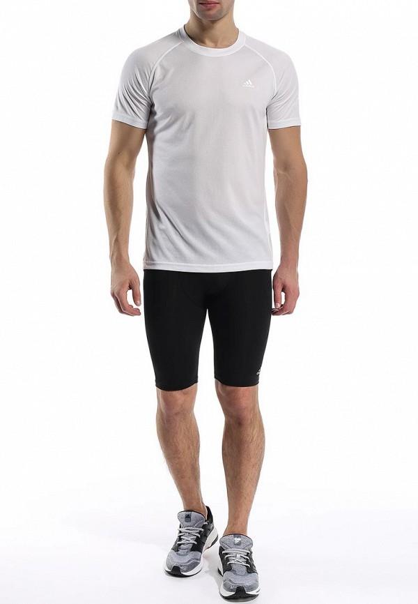 Мужские спортивные шорты Adidas Performance (Адидас Перфоманс) S19460: изображение 3