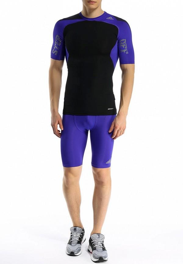 Мужские спортивные шорты Adidas Performance (Адидас Перфоманс) S19462: изображение 3