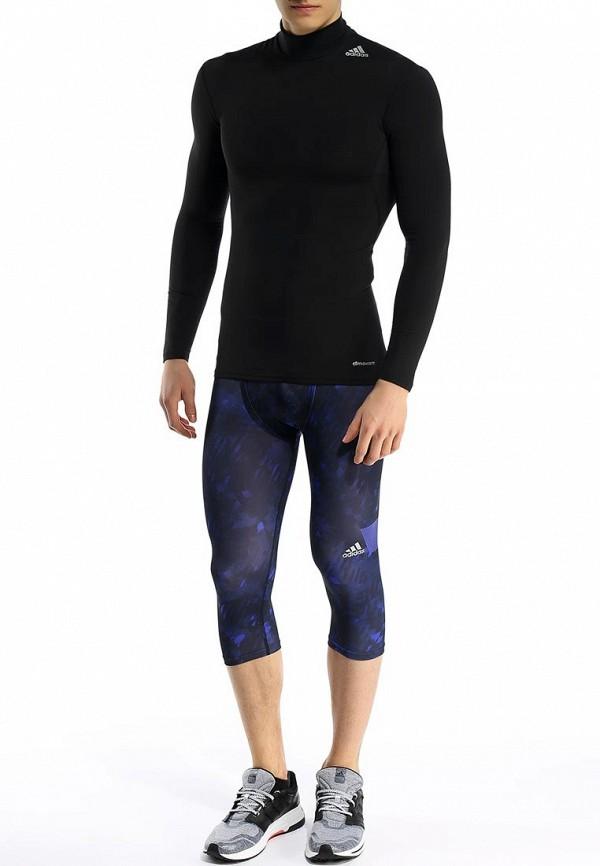 Мужские спортивные брюки Adidas Performance (Адидас Перфоманс) S20808: изображение 3