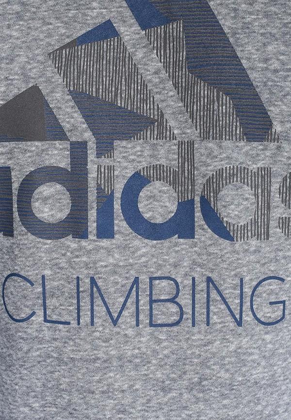 Толстовка Adidas Performance (Адидас Перфоманс) S10172: изображение 2
