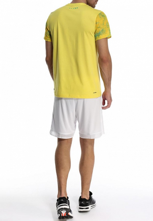 Спортивная футболка Adidas Performance (Адидас Перфоманс) S16006: изображение 4
