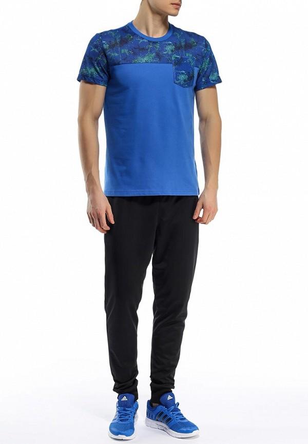 Спортивная футболка Adidas Performance (Адидас Перфоманс) S16008: изображение 4