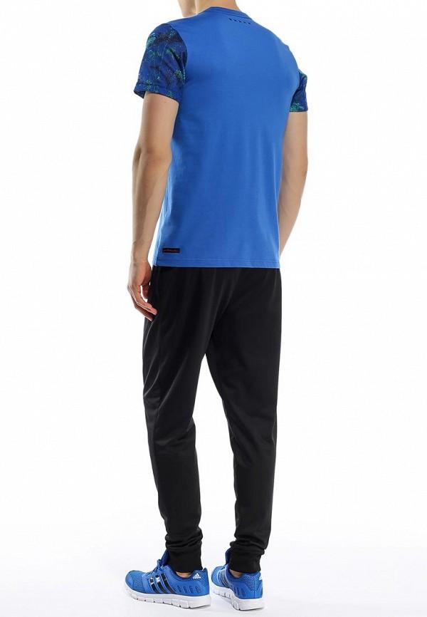 Спортивная футболка Adidas Performance (Адидас Перфоманс) S16008: изображение 5
