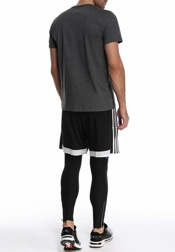 Футболка с фотопринтами Adidas Performance (Адидас Перфоманс) S16820: изображение 4