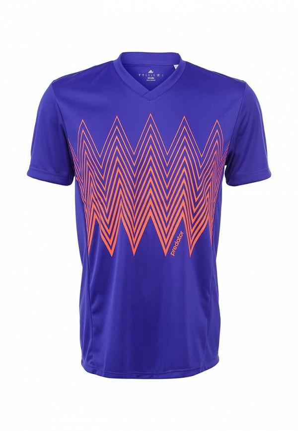 Спортивная футболка Adidas Performance (Адидас Перфоманс) M35808: изображение 2