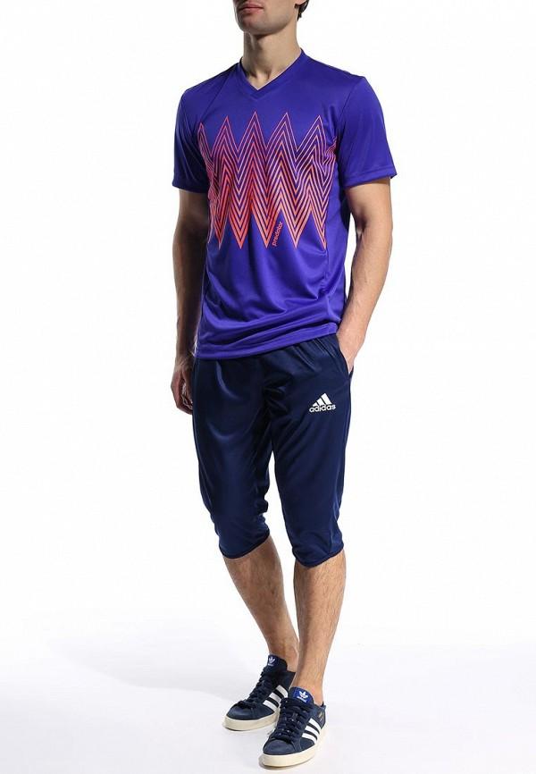 Спортивная футболка Adidas Performance (Адидас Перфоманс) M35808: изображение 4
