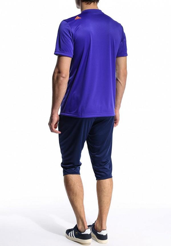 Спортивная футболка Adidas Performance (Адидас Перфоманс) M35808: изображение 5