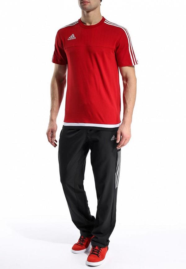 Спортивная футболка Adidas Performance (Адидас Перфоманс) M64072: изображение 3