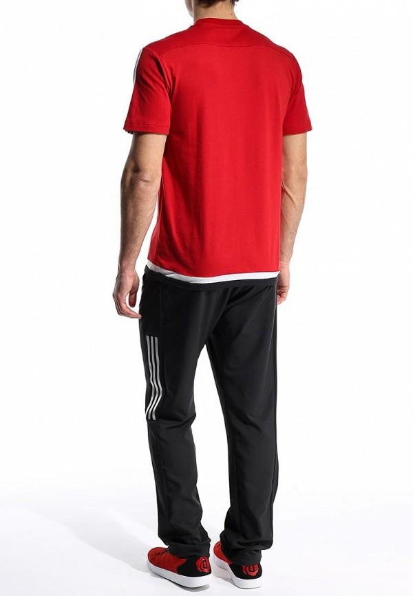 Спортивная футболка Adidas Performance (Адидас Перфоманс) M64072: изображение 4