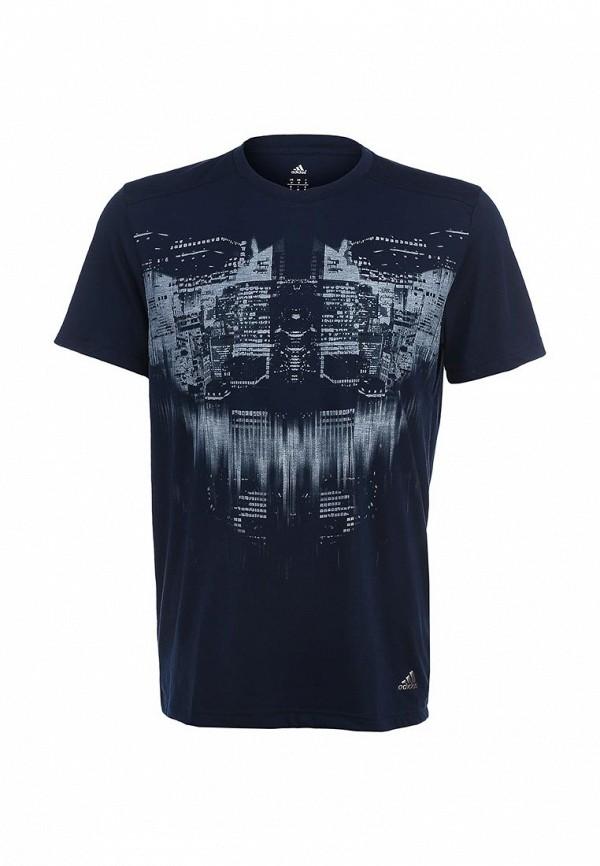 Спортивная футболка Adidas Performance (Адидас Перфоманс) S00055: изображение 1