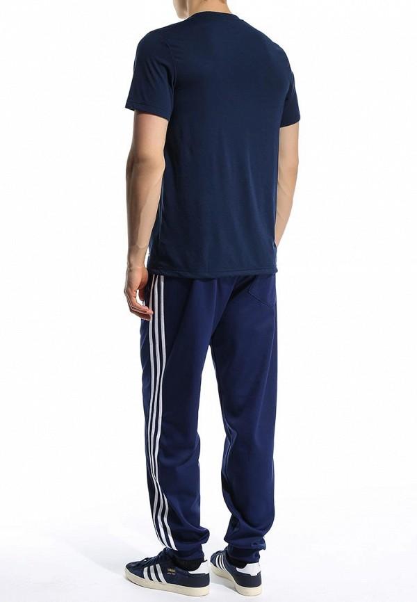 Спортивная футболка Adidas Performance (Адидас Перфоманс) S00055: изображение 4