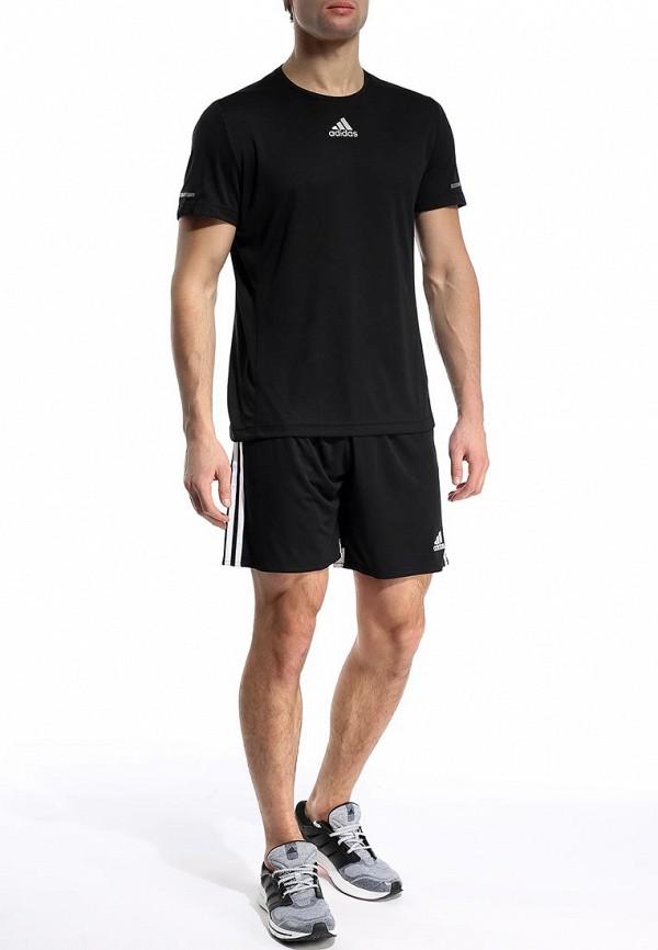 Спортивная футболка Adidas Performance (Адидас Перфоманс) S03011: изображение 3