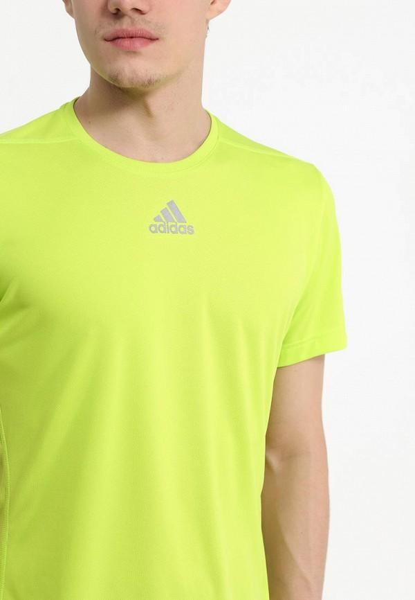 Спортивная футболка Adidas Performance (Адидас Перфоманс) S03015: изображение 2