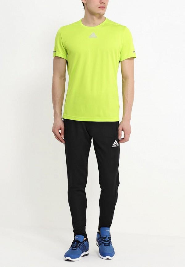 Спортивная футболка Adidas Performance (Адидас Перфоманс) S03015: изображение 3