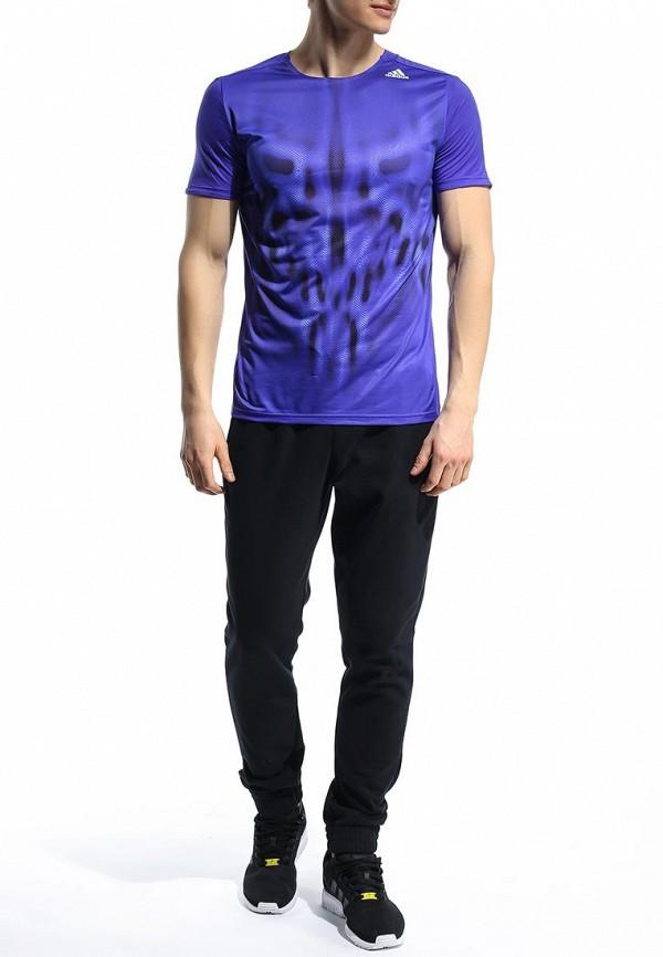 Спортивная футболка Adidas Performance (Адидас Перфоманс) S15357: изображение 3