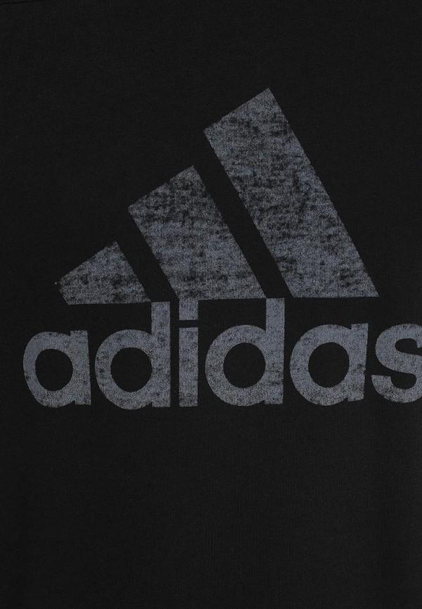 Спортивная футболка Adidas Performance (Адидас Перфоманс) S18009: изображение 2