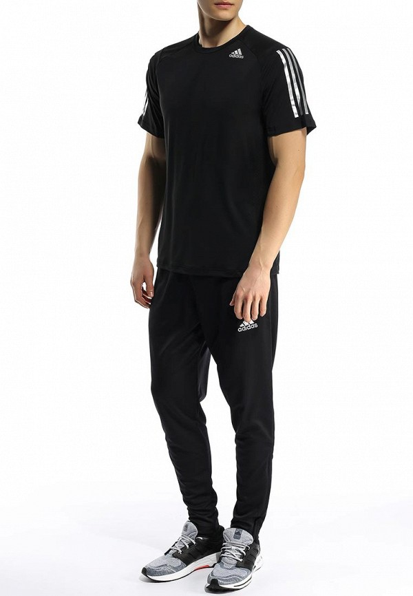 Спортивная футболка Adidas Performance (Адидас Перфоманс) S18243: изображение 4