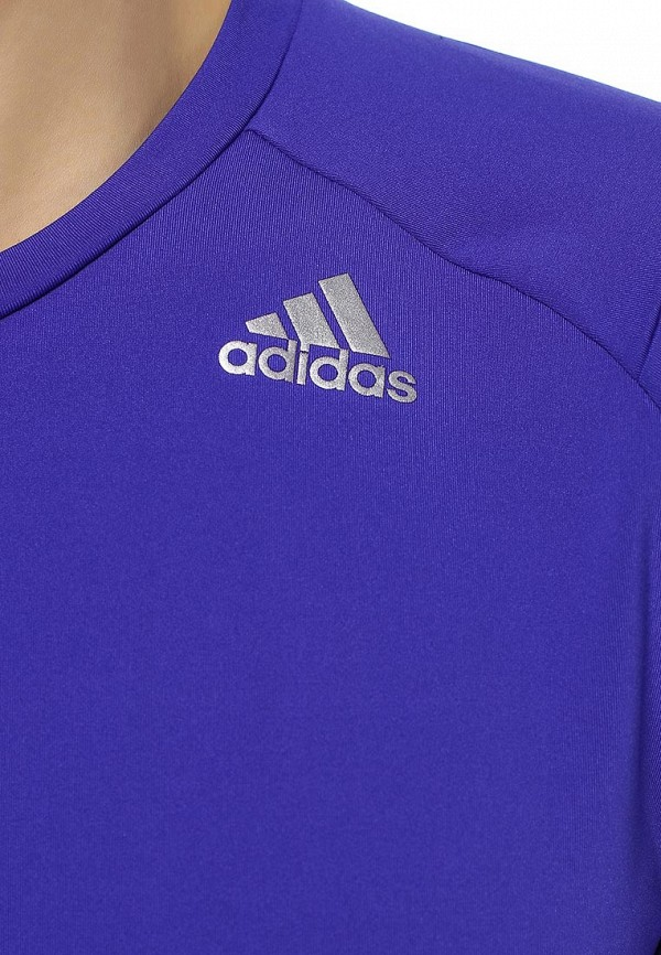 Спортивная футболка Adidas Performance (Адидас Перфоманс) S18246: изображение 3
