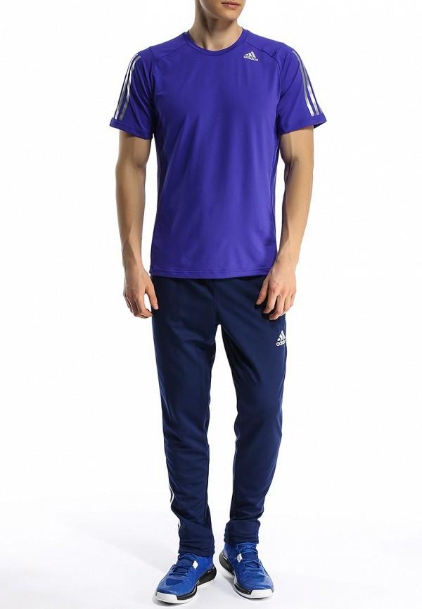 Спортивная футболка Adidas Performance (Адидас Перфоманс) S18246: изображение 4