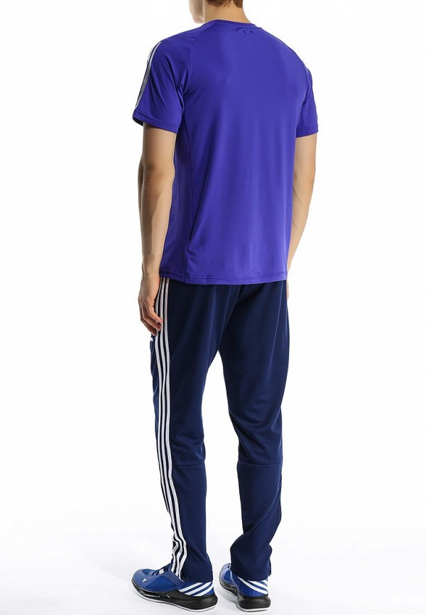 Спортивная футболка Adidas Performance (Адидас Перфоманс) S18246: изображение 5