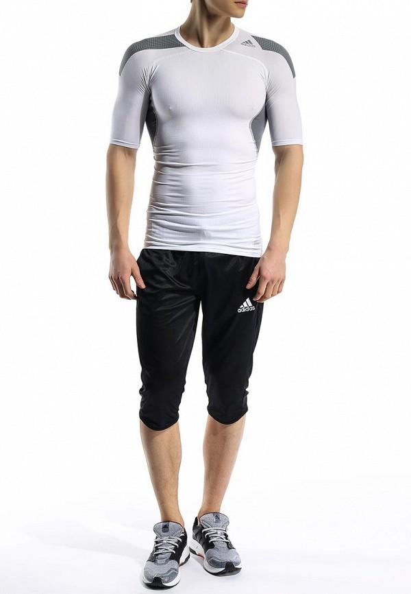 Спортивная футболка Adidas Performance (Адидас Перфоманс) S19442: изображение 3