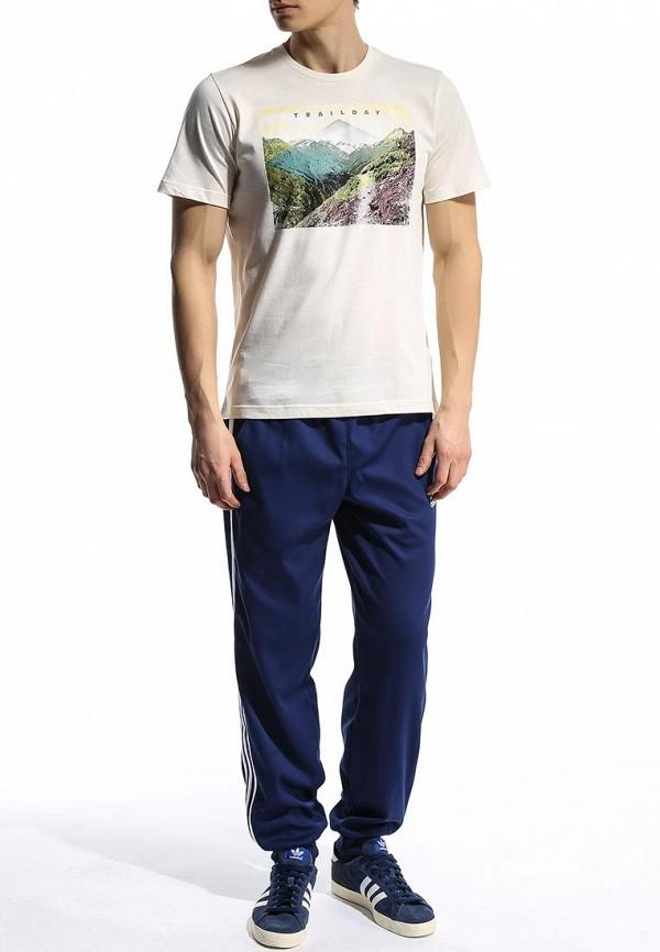 Спортивная футболка Adidas Performance (Адидас Перфоманс) S20806: изображение 3