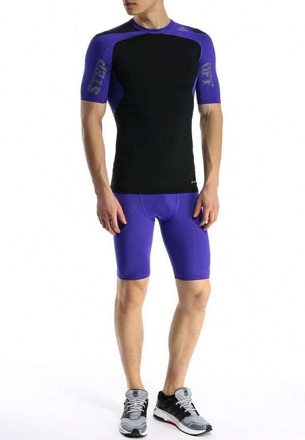Спортивная футболка Adidas Performance (Адидас Перфоманс) S20817: изображение 4