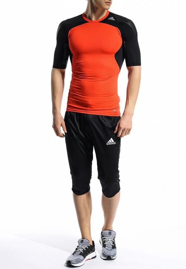 Спортивная футболка Adidas Performance (Адидас Перфоманс) S20818: изображение 3